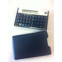 Calculadora Hp 12c Gold + Capa Couro