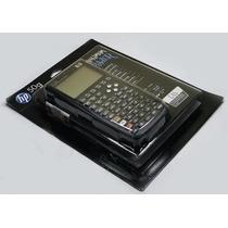 Calculadora Grafica H P 50g - Lacrada C/ Capa + Brinde