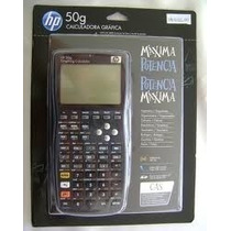 Calculadora Gráfica Hp 50g Manual Português Hp50g Lacrada