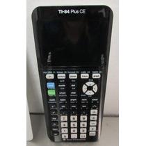 Calculadora Grafica Texas Instruments Ti-84 Plus Ce