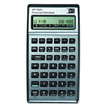 Calculadora Financeira Hp 17bii+
