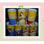 Cofre Brinde Personalizado Cofrinho 6x10 Frozen Circo Peppa