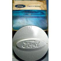 Emblema Original Da Calota Da Roda - Ford F-1000 85tu1141a