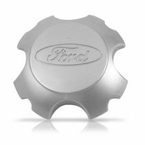 Calota Centro De Roda Esportiva Ford Ecopsort Prata