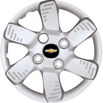 Jogo Calota Aro 13 Corsa Celta Spirit Prisma + Emblema Gm 3d