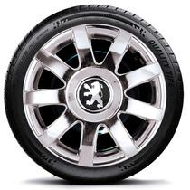 Calota Jogo 4pçs Peugeot 206 Aro14 P434chrj