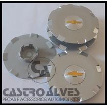 Jg Calota Calotinha Miolo Tampa Roda Astra Vectra Cd - 4 Pçs