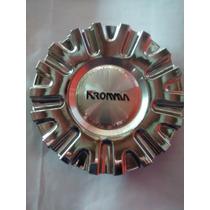 Calota Central Roda Kr-1560 Cromada
