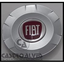 Calota Calotinha Tampa Roda Liga Leve Aro 15 Fiat Stilo-1 Pç