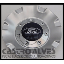 Calota Calotinha Tampa Ford Roda Aro 14 Brw Br530 - 1 Pç