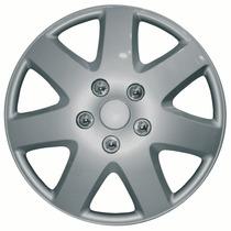 Caps Hub - 4pc 14-inch Veículos Tempest Premium Roda De Pneu