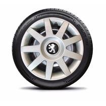 Calota Jogo 4pçs 206 306 307 207 Peugeot Aro 14 P434j