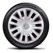 Calota Jogo 4pçs Gol Quadrado Aro14 Volkswagen P455j