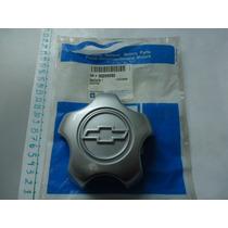 Calotinha Centro Roda Alumínio S10 5 Furos Original 93269392
