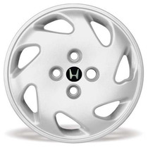 Calota Jogo Honda Fit Aro 14 - 4 Peças C/ Emblema Honda
