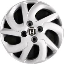 Calota Aro 14 Honda Civic Fit Serve Modelos Novos E Antigos