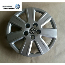 Calota Fox 11 12 13 14 Aro 14 Original Genuina Volkswagen