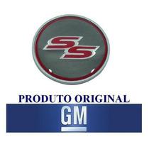 Calota Calotinha Miolo Roda Gm Original Ss Astra Meriva 51mm