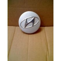 Calota Centro De Roda Original Hyundai I30, Confira!!!