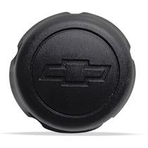 Calota Cubo Miolo Roda De Ferro S10 Blazer 5 Furos Preta Gm