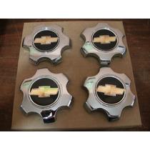 Calota Da Roda De Aluminio Blazer Executiva S10 96/97 Nova