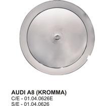 Centro De Rodas Audi A8 - Kromma - Cromada S/ Emblema