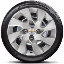 Calota Onix Prisma Cobalt Spin Meriva Chevrolet Aro 15 P01