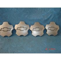 Calota Da Roda Aluminio 5 Furos 16x7 S10,blazer 2006