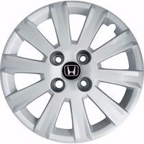 Calota Aro 15 Para Honda Civic Fit