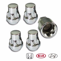 Porca Anti Furto P Rodas Esportivas Gm/ Kia/ Honda/ Hyundai