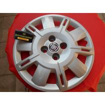 Calota ( Jogo) Stilo - Idea -gran Siena Original Fiat Aro 15