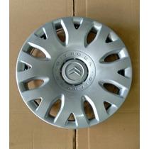 Calota Original Roda Ferro Citroen C3 C4 Xsarra Picassso 15