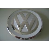 Calota Centro Da Roda De Aluminio Do Volkswagen Up.