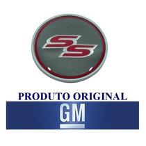 Calota Calotinha Miolo Roda Astra Meriva Ss 51mm Original Gm