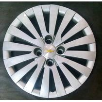 Calota Jogo 4pçs Astra Meriva Cobalt Vectra Aro15 Gm P05j