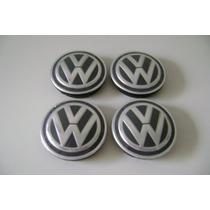 Jogo Calotinhas Rodas Volkswagen Gol Geraçao V.