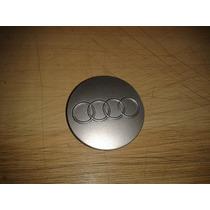 Calota A4 Original Audi Aro 16 Semi Nova Prata