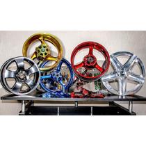 Cromagem De Rodas E Peças Automotivas Plástico Metal Color