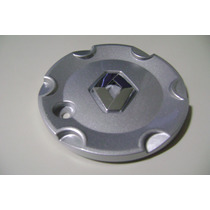 Calota Centro Da Roda De Aluminio Aro 16 Do Renault Megane.