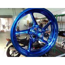 Metalização Candy Rodas Peças Carro Moto Tuning Custom
