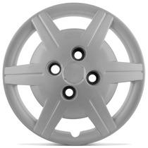 Calota 13 Corsa 2009 2010 2011 2012 Chevrolet Gm Prata