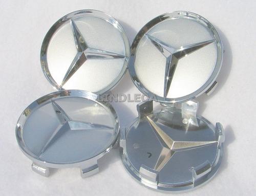 Calotas Mercedes 500sel 300sel 320sel Sl300 Sl500 Sl600