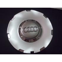Calota Centro Roda Audi Aro 15 Semi Nova Original