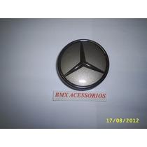 Calota Miolo Da Roda Mercedes Classe A/b/c/e/s Grafite