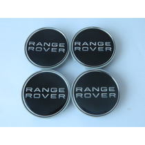 Calota Range Rover Para Rodas Esportivas 58mm