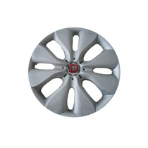 Calota Aro 15 Esportiva Fiat Palio Uno Idea Strad (encaixe)