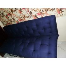 Sofá/cama Futon Casal /tecido Impermeável Acquablock.