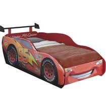 Cama Carros Disney Star Com Aerofólio Star Pura Magia