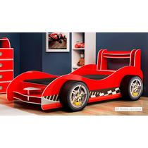 Cama Carro Flash Plus Para Meninos Loja Compre Móveis