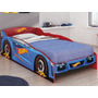 Cama Hot Wheels Plus 100% Mdf Juvenil Pura Magia